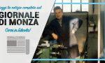 Monza in lutto per il partigiano «bianco»
