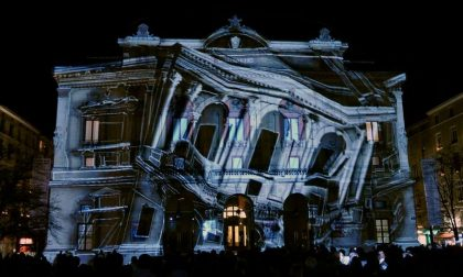 Villa Verri si anima con il Video Mapping
