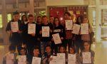 Concorso dell'Aido: premiati gli studenti