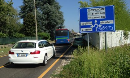 Posticipata la riapertura di via S. Maria Molgora