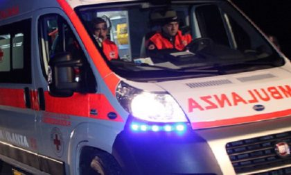 Monza, incidente per un 17enne in via Gentili SIRENE DI NOTTE