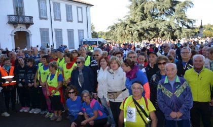 Giornata del cammino: in 500 al Parco per una passeggiata di salute – FOTO