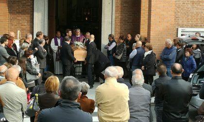 Briosco, una folla commossa ha dato l'addio a Teresa
