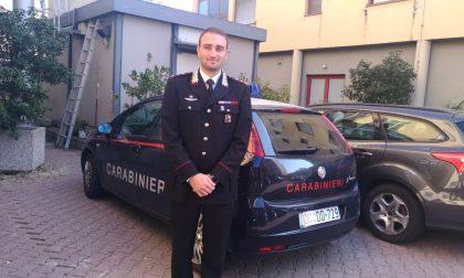 Carabinieri, nuovo comandante per la Compagnia di Monza