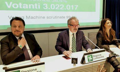 Referendum Lombardia i risultati in Brianza