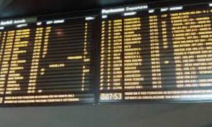 Ancora un guasto: treni in ritardo sulla Lecco Milano
