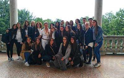 Studenti custodi del bello a Palazzo Arese Borromeo