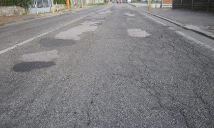 Seveso, al via le asfaltature in via Colombo