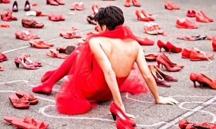 """Anche Santa Caterina dice """"no"""" alla violenza sulle donne"""