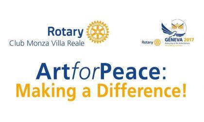 Asta benefica per i progetti di pace del Rotary