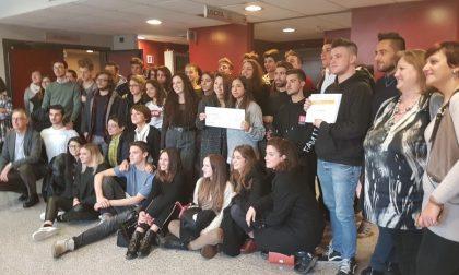 Studenti premiati: il Modigliani primo nel progetto di alternanza scuola lavoro