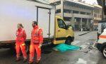 Investita da un camion: muore una 88enne