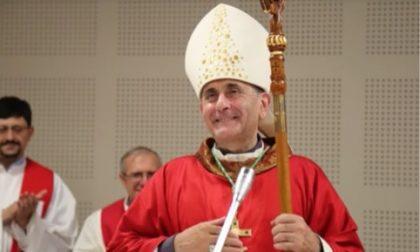 L'Arcivescovo ad Agliate per la Messa a porte chiuse