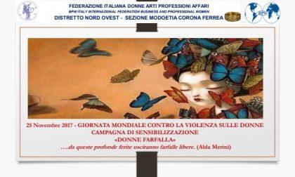 Fidapa Monza contro la violenza sulle donne L'EVENTO