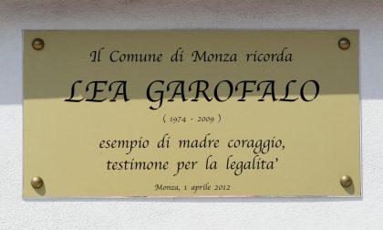 Lea Garofalo vive nella memoria di Monza