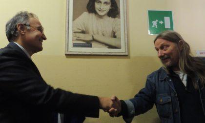 Vimercate, all'Omni un'aula intitolata ad Anna Frank