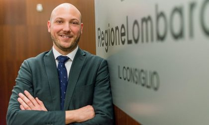 Dario Violi è il candidato del M5S alle regionali