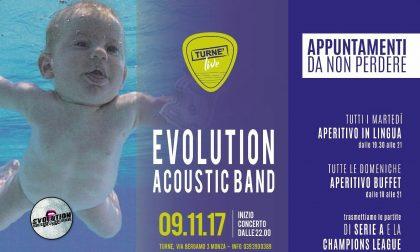 """Al Turnè gli Evolution """"raccontano"""" la storia del grunge. In acustico"""