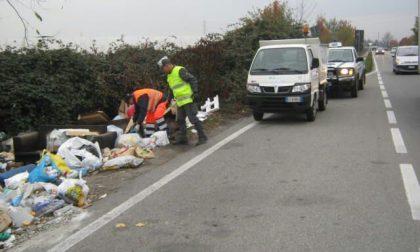 Abbandono rifiuti iniziano le verifiche sanzionatorie sulla SP 13