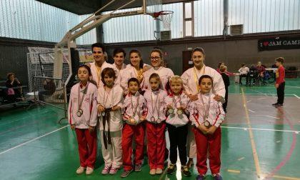 Shotokan Do Seveso, primi trionfi stagionali