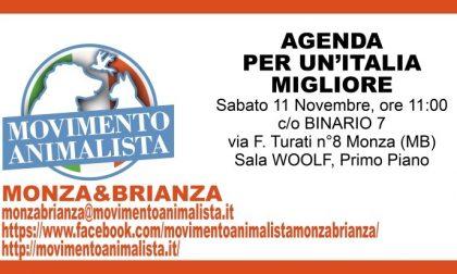 L'agenda politica del Movimento animalista