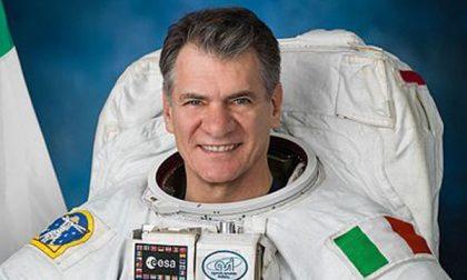 L'astronauta Nespoli dallo spazio a scuola