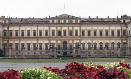 La Villa Reale si illumina di verde contro la pena di morte