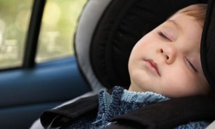 Bambini dimenticati in auto arriva l'App anti-abbandono