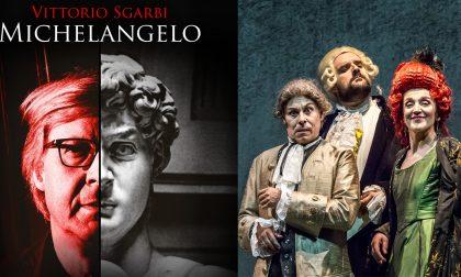 """Vittorio Sgarbi e """"Le Relazioni Pericolose"""" al teatro Manzoni"""