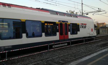 A Desio barriera lungo i binari per non rischiare di finire sotto il treno