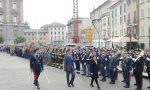 Adunata in piazza per celebrare l'unità nazionale VIDEO