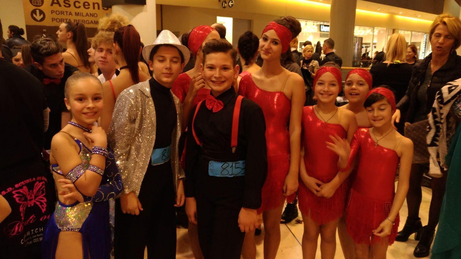 Milly Carlucci a Monza per scegliere i migliori ballerini