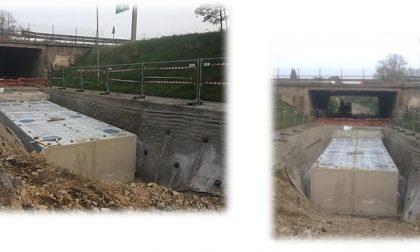 Riapre il tunnel di via Battisti