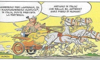 Le avventure di Asterix e Obelix a Monza