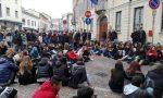 Associazioni studentesche in piazza LE FOTO