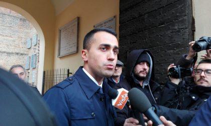 Luigi Di Maio è arrivato a Vimercate L'INTERVISTA