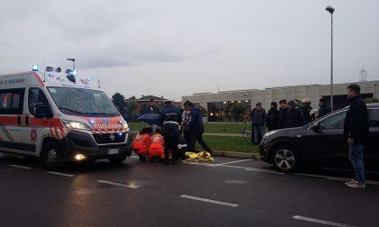 Violenta lite tra consuoceri in via Po a Cesano