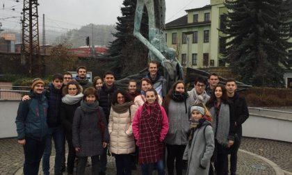 Giovani di Agrate in Repubblica Ceca