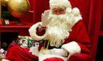 Altro che slitta, Santa Claus arriva… in moto