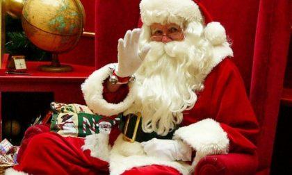 Babbo Natale vieni anche a Villasanta?