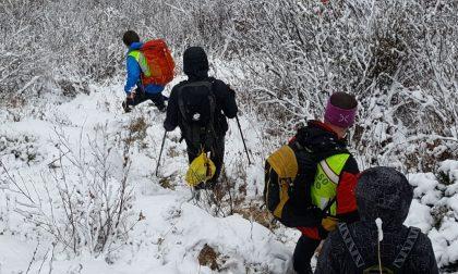 Escursionisti lissonesi bloccati a 2500 metri per il maltempo