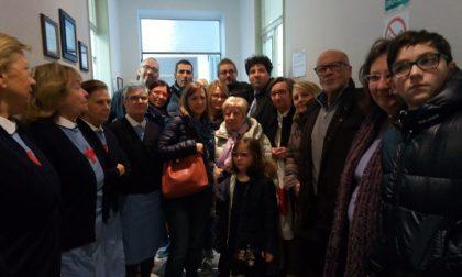 Intitolata a Federica De Giacomi la sala operativa della Croce Rossa