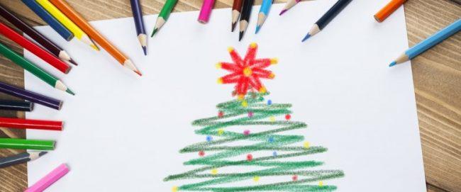 Auguri Di Natale Per Bimbi.Disegna Tu Gli Auguri Di Natale Del Comune Giornale Di Monza
