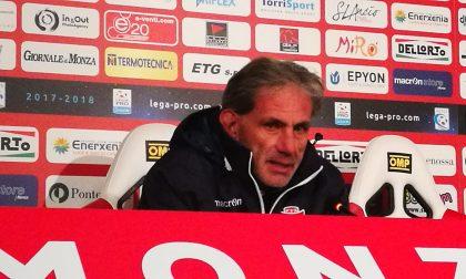 Calcio Serie C Monza-Gavorrano 2-2. La vittoria sfugge nel finale