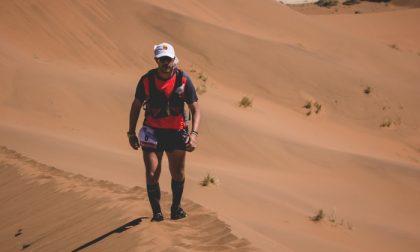 Il deserto dell'Oman: la nuova sfida di Roberto Andreoli
