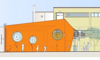 Una mensa più grande per la scuola Garibaldi di Meda