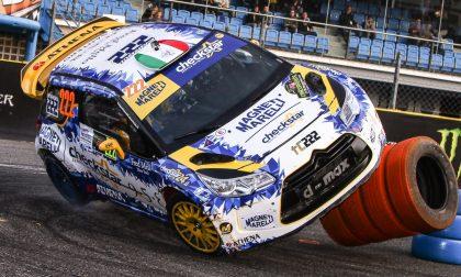 Monza Rally Show 2017 LA PARTENZA
