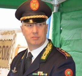 Giorgio Piacentini torna a comandare la Polizia locale