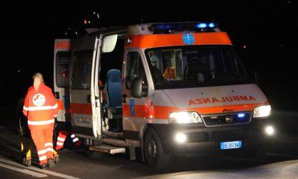 Malori in Brianza: in ospedale due giovani SIRENE DI NOTTE