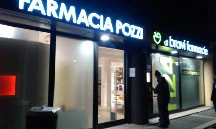 Accoltellata guardia giurata della farmacia